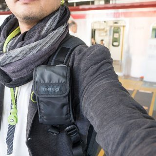 リュックやショルダーバッグにフロントポケットを1つ追加する「TIMBUK2」ケースが良いぞ!
