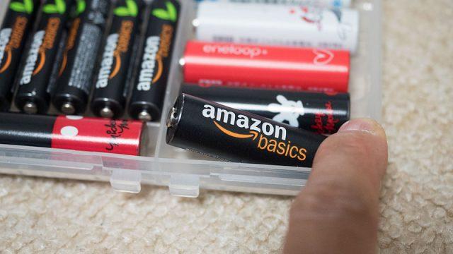 充電式乾電池を収納するのに便利な、乾電池ケースを買ったぞ!
