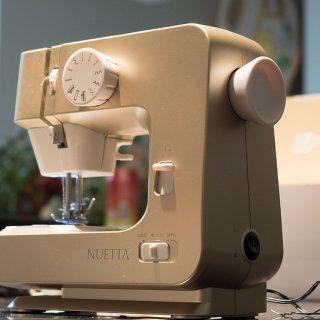 9900円~買えるコードレスミシン「ヌエッタ」が気軽にサッと使えるぞ!