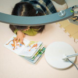 目が疲れやすいという人や小さな子どもに!BenQのデスクライト「WiT Eye-care」が良いぞ!【AD】