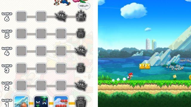 【無料でスタート!】iPhoneでマリオ!スーパーマリオランがやり込み要素もあって楽しいぞ!