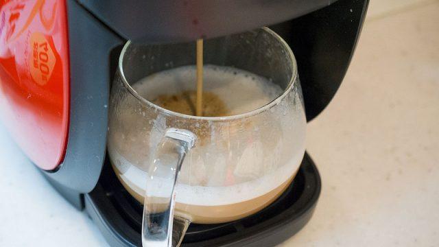 家庭で手軽にカプチーノ!ネスカフェ「バリスタ」がやっぱり便利だぞ!