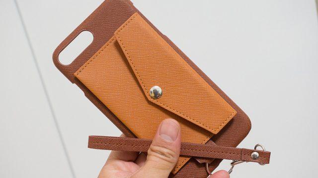 cheeroからiPhone7/7Plus対応ケースRAKUNI LIGHTが発売!ポケット付きが便利だぞ!