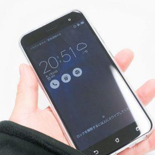 Zenfone3に使うならハイブリッドケース!ハードとソフトの良いとこ取りのケースだぞ!