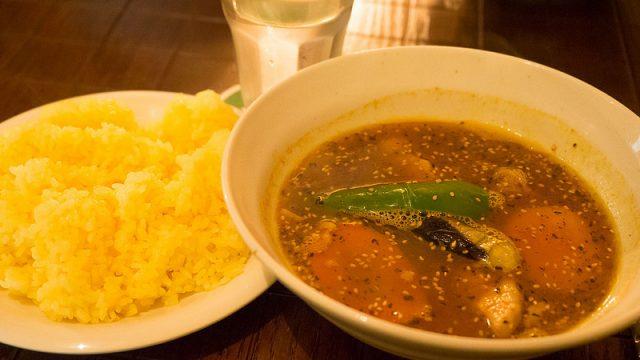 【武蔵小杉】スープカレーを食べるなら「syukur (シュクル)」のランチが美味しいぞ!