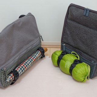 ひらくPCバッグ用ベルト「カーゴ ストラップ」が使い方の幅を広げてくれるぞ!