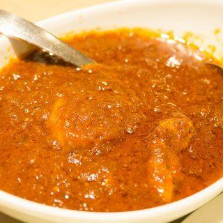 【銀座】老舗のカレー&インド料理屋「デリー」銀座店で激ウマカレーを堪能したぞっ!
