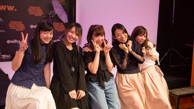 写真家、青山裕企さんの「キャッツ&ガールズ・フォト・ナイト」に参加してモデルを撮影してきたぞ! #青山裕企