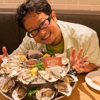 新宿西口オイスターバー!が新規オープン!生ガキはもちろん、ロブスター・クラブ・牛肉が全て美味しいぞ!