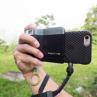 iPhoneを本格カメラに変化させるケース!「PICTAR ONE」がめっちゃ良いぞ!