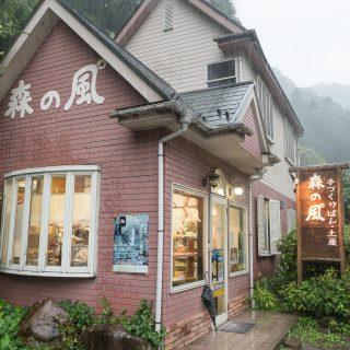 東京都 #檜原村 にある天然酵母を使った手作りパン屋「森の風゜」のパンが美味いぞ!【PR】  #たま発 #tamahatsu