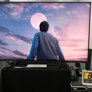 8K時代はすぐそこにっ!市販向け8K対応テレビ「AQUOS 8K」体験イベントで8Kの凄さに驚いたぞ!【PR】