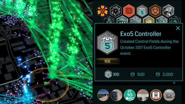 【Ingress】CF作りまくる2週間「#EXO5 Controller」が開始!既に2000CFクリアしてる人も出てきているぞ…!