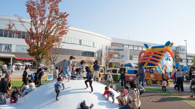 子連れで遊びに行けるショッピングパーク #ららぽーと立川立飛 が楽しいぞ!【PR】 #たま発 #tamahatsu #立川市