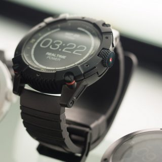 体温を電源にしたSmart Watch「MATRIX PowerWatch」について創業者に話を聞いてきたぞ! #体温で動く時計