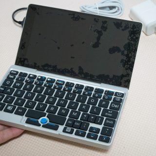 手のひらサイズのWindowsPC!「GPD Pocket」がついに届いた!購入した付属品など合わせて紹介するぞ!