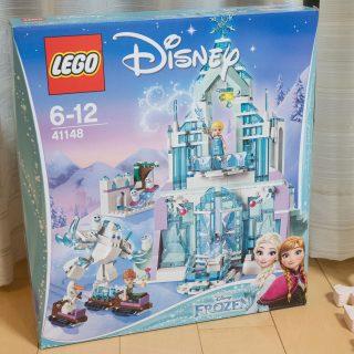 クリスマスや誕生日に!レゴのアナ雪のお城が知育にも良く、楽しめるぞ!