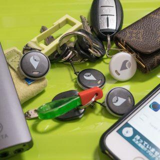 カギ・財布・自転車などを無くさない!忘れ物追跡デバイス「TrackR」は、家族で使ってもプライバシーを守れるぞ! #トラッカール