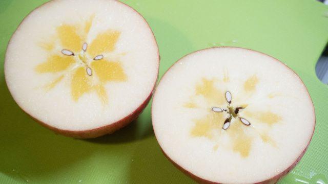 りんごの蜜自体は甘くないって知ってた?ふるさと納税で届いたリンゴがメチャ旨で勉強になったぞ!