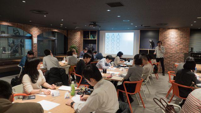 タムラカイのイベント、描いて考えて伝えあう「エモグラフィ・ダイアログ」は自分自身との対話に使えるぞ!