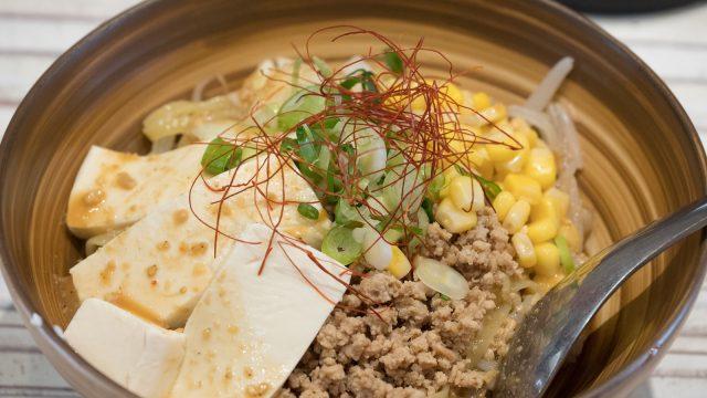 【奈良】らーめん春友流の新メニュー!暑い日に食べたい「生パスタde味噌冷麺」を食べてみたぞ!