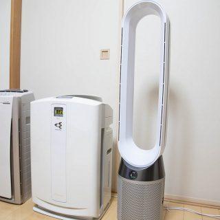 一石二鳥な羽のない扇風機!Dysonの新型空気清浄機「Dyson Pure Cool」は液晶付き&スマホから操作できて良いぞ!