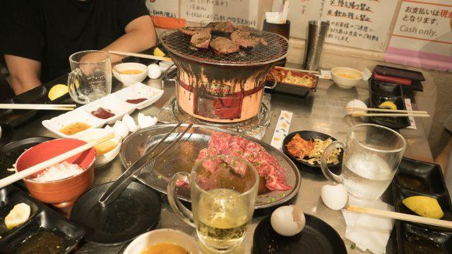 予約の取れない焼肉「ヒロミヤ」!極上のお肉と飲み放題付き6000円はコスパ良すぎだぞ!