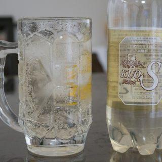 もうノンアルコールビールは卒業!?国産のハイボールフレーバー「クオス」の炭酸水ペットボトルが気に入ったぞ!