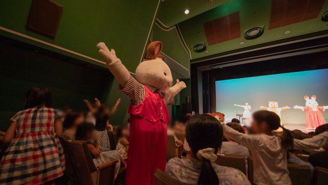 4歳児とシルバニアファミリーのミュージカル!大人も子供も楽しめる工夫でいっぱいだったぞ!