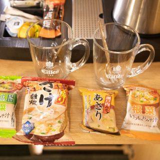 海外旅行のお供に!アマノフーズの味噌汁がやっぱり良いぞ! #チェコへ行こう