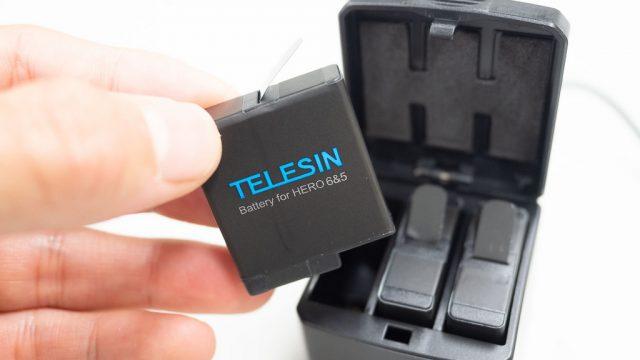 チェコなど海外旅行にも!GoPro HERO7用に互換バッテリーセットが便利だぞ! #チェコへ行こう