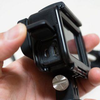 GoPro Hero 7Black使うなら!装着したまま充電できるケースがめっちゃ楽だぞ!