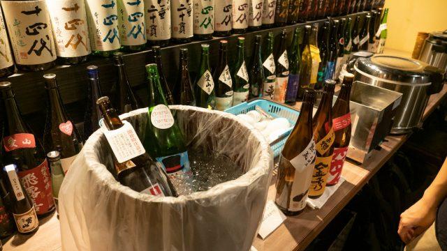 「肉と日本酒」で極上の肉と日本酒を堪能したぞ!