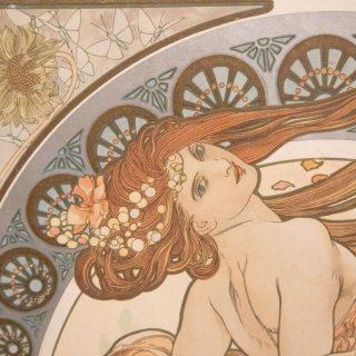 本場チェコでミュシャの作品をほぼ貸切鑑賞!贅沢すぎるブルノのミュシャ展がすごかったぞ! #チェコへ行こう #cz100y #ミュシャ展
