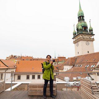 チェコ第二の都市「ブルノ」を観光!ランチ・ディナー・バーなどフリータイムで回ったお店を紹介するぞ! #チェコへ行こう #cz100y