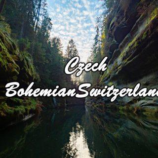【チェコ旅】大自然の渓谷!国立公園ボヘミアンスイスを堪能したぞ! #BohemianSwitzerland #cz100y #チェコへ行こう