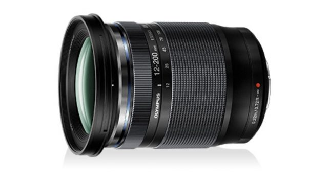 OLYMPUSから旅行に最適な超高倍率ズームレンズ「M.ZUIKO DIGITAL ED 12-200mm F3.5-6.3」が発表だぞ!