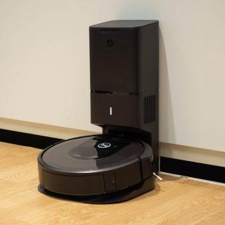 新商品「ルンバi7+」実機紹介!自分でマップを覚えて効率的な掃除&ゴミ収集機に自動でゴミを溜め込むぞ! #掃除の常識を変える #ルンバi7プラス #アイロボットファンプログラム