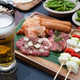 【東京】日本橋高島屋本館「ルーフトップBBQビアガーデン」が美味しいお肉と大人の雰囲気で楽しいぞ!
