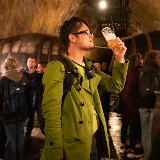 ビールの本場チェコでピルスナーウルケルの工場見学!ここでしか飲めない無濾過ビールが味わえるぞ! #cz100y #チェコへ行こう #Plzen #プルゼニュ
