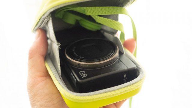 GRIII用ケース!セミハードのカメラケース「Digio2 Lサイズ」がちょうど良いぞ!
