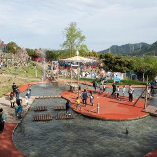 【相模湖・遊園地】さがみ湖リゾートプレジャーフォレスト内のアスレチック「ターザンマニア」は3歳から遊べて最高だぞ!