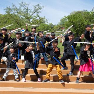 【相模湖・遊園地】さがみ湖リゾートプレジャーフォレストで「忍者体験!」子供の満足度がハンパないぞ!