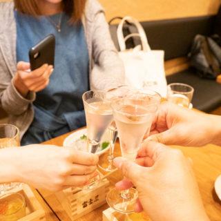 【渋谷】「日本酒バル 富士屋」が獺祭・黒龍・寫楽など日本酒飲み放題500円/hですごいぞ!