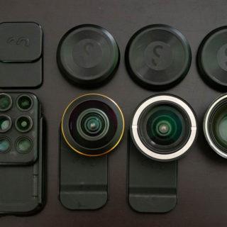 レンズ交換式iPhoneケース「ShiftCam2.0(シフトカム)」でiPhoneの写真の幅がグッと広がるぞ!