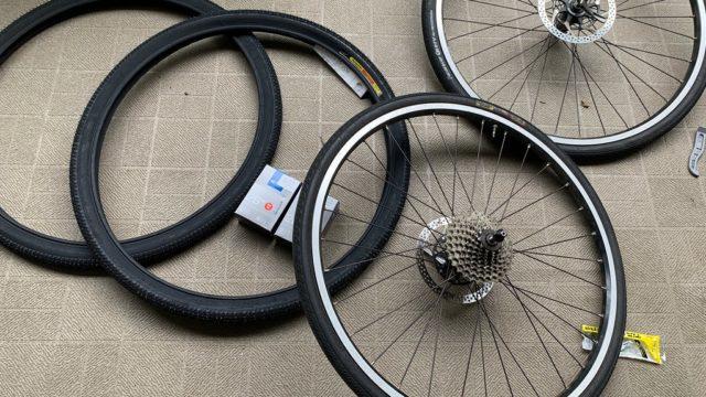 MTBやロードバイクのパンクやタイヤ交換!慣れれば自分でカンタンにできるぞ!