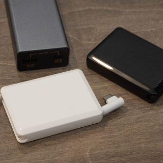 収納しやすい!端子がすっぽり収まるLightning to USB-Cの巻取式ケーブルが便利だぞ!
