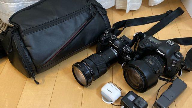 ジェットダイスケコラボバッグ「PHOTOWALK」で運動会で撮影してきたぞ! #例のカメラバッグ #ケントキ