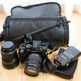 【レビュー】ジェットダイスケコラボバッグ「PHOTOWALK」に実際カメラを詰めてみたぞ! #例のカメラバッグ #ケントキ
