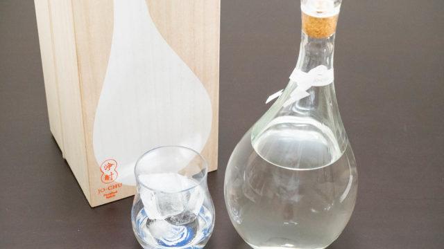 日本酒を浄溜して木樽で熟成!これまでにない全く新しいお酒『浄酎 − Purified Spirit』を飲んでみたぞ!